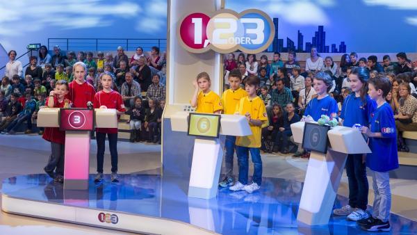 Die Kandidaten aus Edinburgh/Schottland, Wien/Österreich und Mühlheim-Kärlich/Deutschland | Rechte: ZDF/Ralf Wilschewski