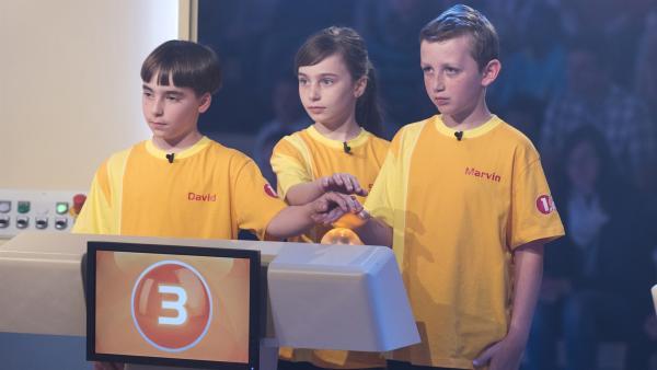 Die Kandidaten aus Lavamünd/Österreich wollen gemeinsam die Punkteausbeute steigern. | Rechte: ZDF/Ralf Wilschewski