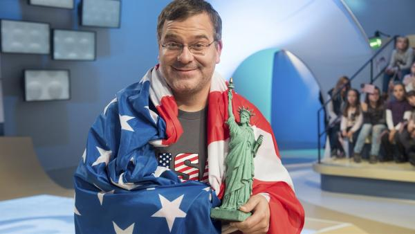 Elton im USA-Fieber?     | Rechte: ZDF/Dorothee Falke