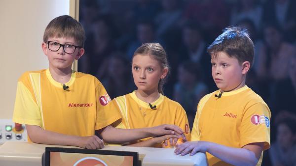 Die Kandidaten aus Mariapfarr/Österreich setzen heute auf Teamgeist, um zu gewinnen. | Rechte: ZDF/Ralf Wilschewski