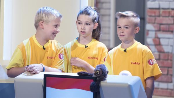 Die Kandidaten aus Wörgl/Österreich wollen heute den Tagessieg einheimsen.     | Rechte: ZDF/Ralf Wilschewski