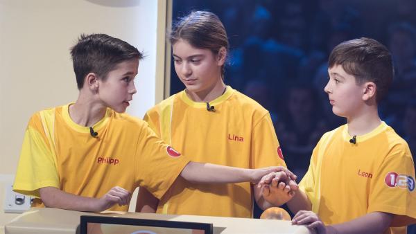 Die Kandidaten aus Graz/Österreich wollen heute so viele Punkte sammeln wie möglich. | Rechte: ZDF / Ralf Wilschewski