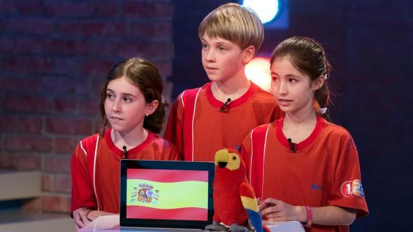 Die Kandidaten aus Teneriffa/Spanien wollen heute den Tagessieg mit nach Hause nehmen.         Rechte: ZDF/Ralf Wilschewski