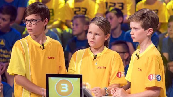 Die Kandidaten aus Schwanenstadt/Österreich wollen heute den Tagessieg erspielen. | Rechte: ZDF/Ralf Wilschewski