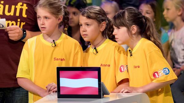 Die Kandidaten aus Innsbruck/Österreich wollen heute den Tagessieg einheimsen.   Rechte: ZDF/Ralf Wilschewski