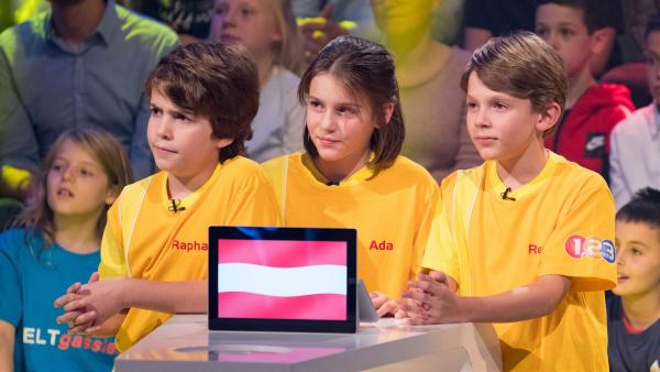 Die Kandidaten aus Wien/Österreich wollen sich heute viele Punkte erspielen.   Rechte: ZDF/Ralf Wilschewski