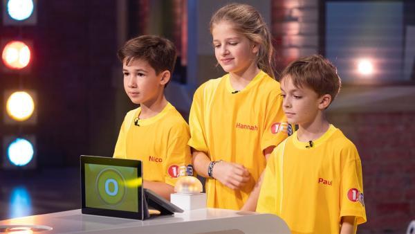 Die Kandidaten aus Pressbaum/Österreich wollen heute viele Punkte erspielen.   Rechte: ZDF/Ralf Wilschewski