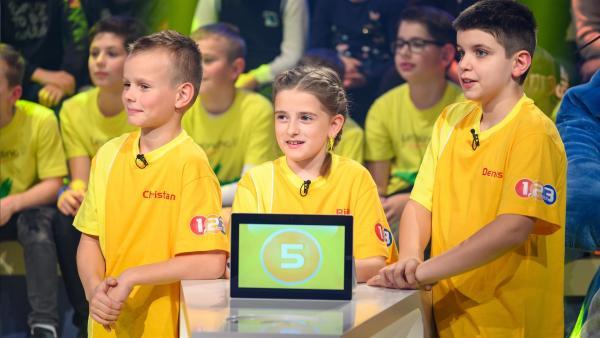 Die Kandidaten aus Leonding/Österreich wollen heute viele Punkte erspielen. | Rechte: ZDF/Ralf Wilschewski