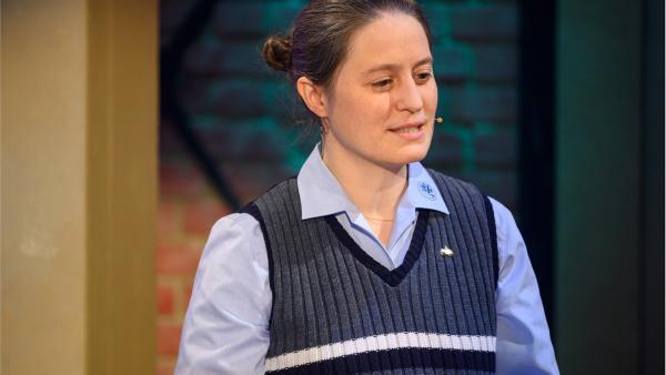 Taubenexpertin Dr. Elisabeth Peus erzählt von ihrer Arbeit in der weltweit einzigen Taubenklinik, vom guten Orientierungssinn der Brieftauben und warum Stadttauben zu unrecht einen schlechten Ruf haben. | Rechte: ZDF/Ralf Wilschewski
