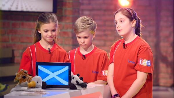 Die Kandidaten aus Edinburgh in Schottland kämpfen heute um den Tagessieg. | Rechte: ZDF/Ralf Wilschewski