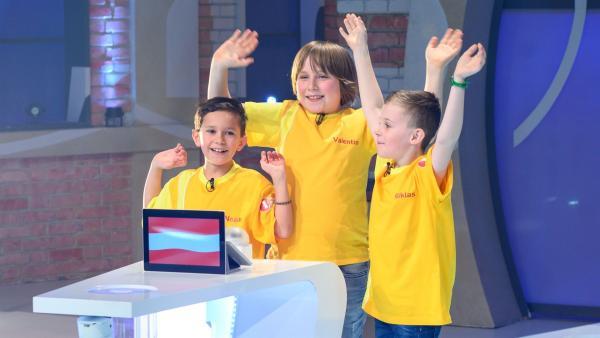 Die Kandidaten aus Bodensdorf in Österreich freuen sich auf die Sendung. | Rechte: ZDF/Ralf Wilschewski