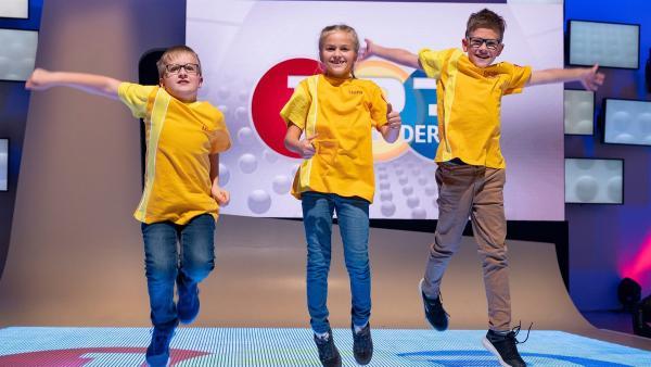 Die Kandidaten aus Grein in Österreich wollen viele Punkte erspielen. | Rechte: ZDF/Ralf Wilschewski