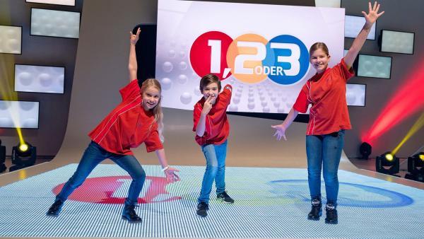 Die Kandidaten aus Frisange in Luxemburg freuen sich auf die Sendung. | Rechte: ZDF/Ralf Wilschewski