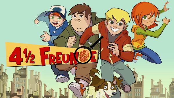 4 1/2 Freunde | Rechte: ZDF