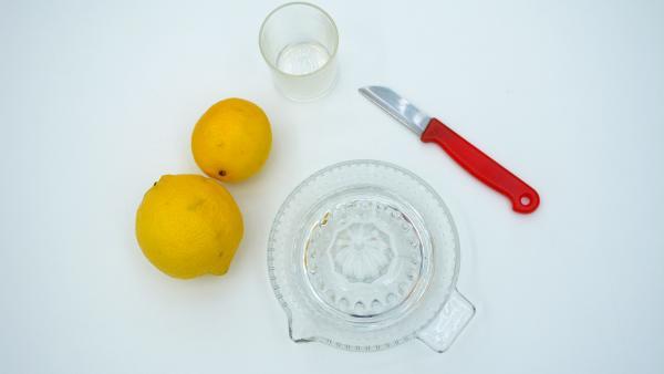 Bereite die Materialien für dein Experiment vor. | Rechte: KiKA