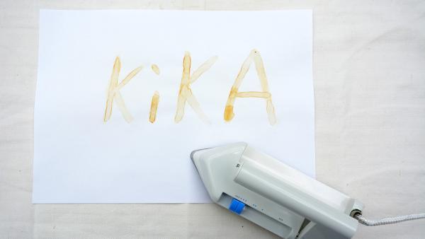 Geheimtinte | Rechte: KiKA