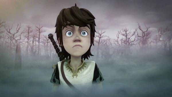 ein Junge im Wald   Rechte: Kika - Kika