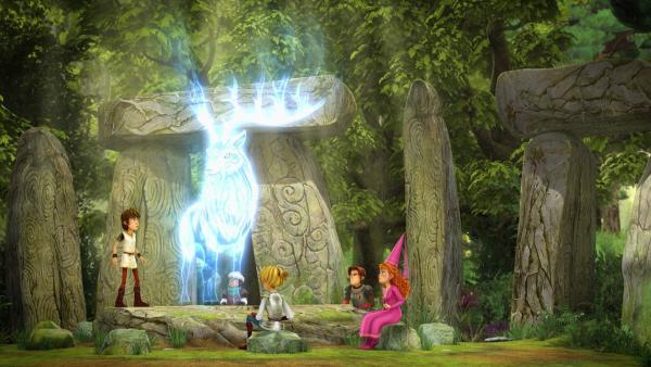 Arthur und die Freunde der Tafelrunde | Rechte: KiKA -