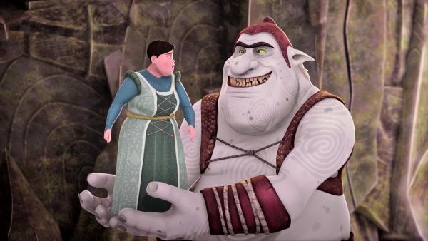 Arthur und die Freund der Tafelrunde | Rechte: KiKA -