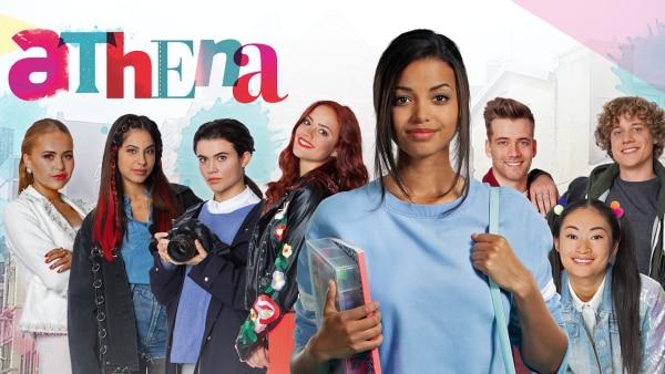 Athena auf zdftivi.de | Rechte: ZDF
