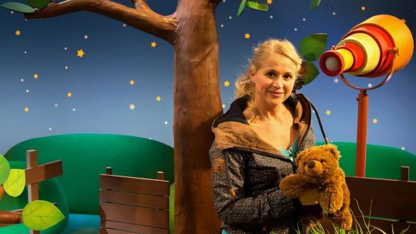 Singa erzählt eine Geschichte. | Rechte: KiKA/Josefine Liesfeld