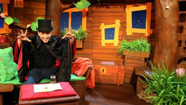 Juri und seine Zaubertricks | Rechte: KiKA/Nadja Usbeck