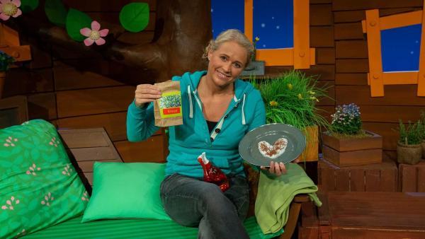 Singa bereitet den Muttertag vor. | Rechte: KiKA/Josefine Liesfeld