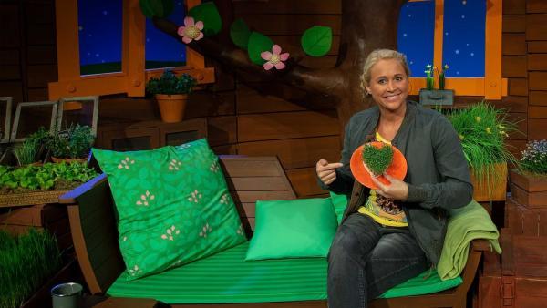 Singa feiert den Muttertag. | Rechte: KiKA/Josefine Liesfeld