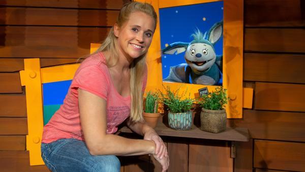 Singa erzählt von ihrem Arztbesuch. | Rechte: KiKA/Josefine Liesfeld