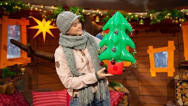 Singa erzählt vom Weihnachtsfest in Australien. | Rechte: KiKA/Josefine Liesfeld