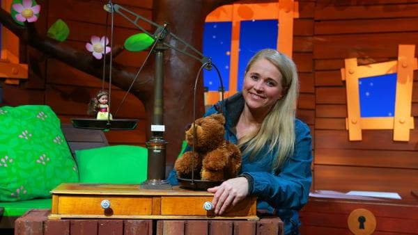 Singa und eine sonderbare Sache. | Rechte: KiKA/Josefine Liesfeld