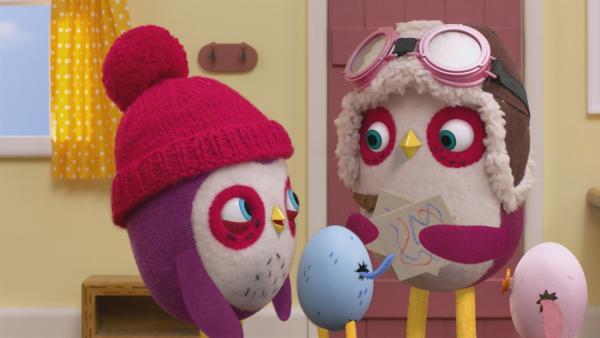 Becca und die Zwillinge wünschen ihrer Mami alles Gute zum Muttertag. | Rechte: NDR/JAM Media