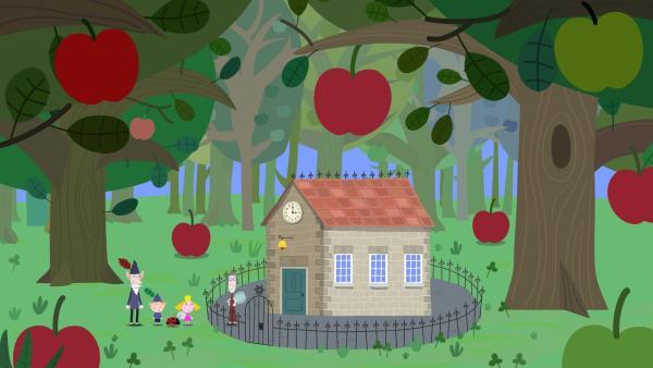 Die Zauberschule von Mrs. Hig   Rechte: ZDF/Astley Baker Davies Ltd/Rubber Duck Entertainment