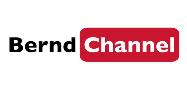Bernd Channel - Sendungslogo | Rechte: KiKA