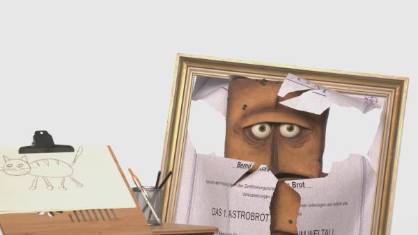 Astrobrot - Folge 2   Rechte: KiKA