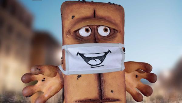 Bernd - Plakat | Rechte: KiKA