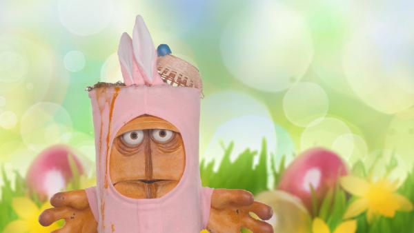 14. Ein Osterhasenbrot hat´s schwer! | Rechte: KiKA