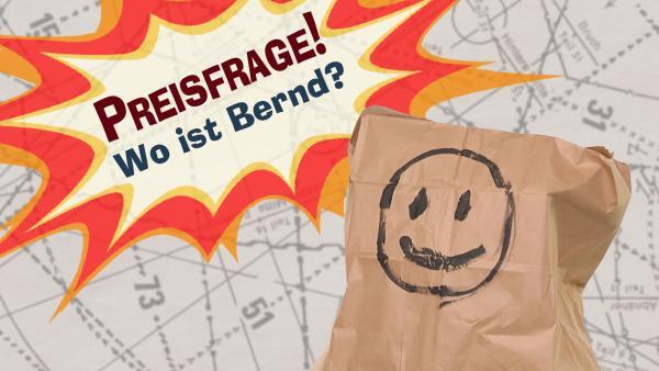 Bernd Hacks - Was man mit einer Papiertüte machen kann | Rechte: KiKA/Colourbox