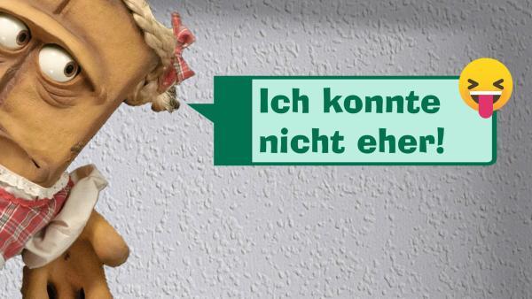 Zu spät... 3   Rechte: KiKA/Colourbox.de