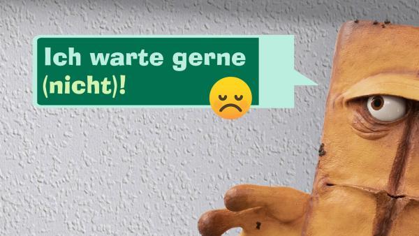 Zu spät...8   Rechte: KiKA/Colourbox.de