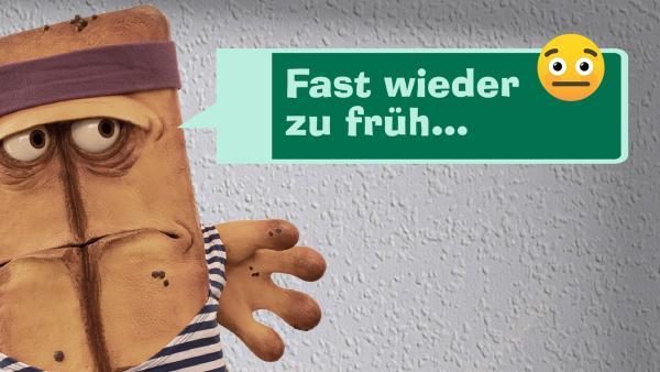 Zu spät...7   Rechte: KiKA/Colourbox.de