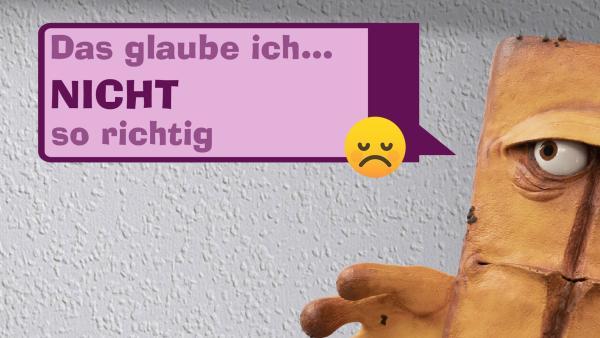 Zweifel 3 | Rechte: KiKA/Colourbox.de