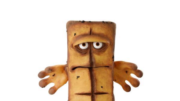 Bernd das Brot | Rechte: KiKA/Carlo Bansini