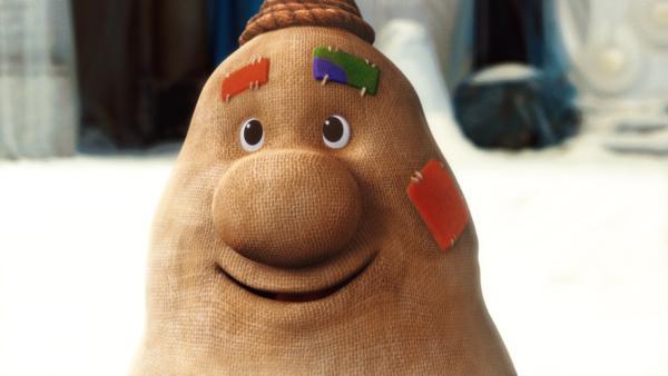 Beutolomäus wartet voller Vorfreude auf den neuen Weihnachtsmann. | Rechte: KiKA/WunderWerk