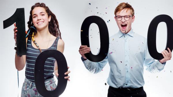 Sibel (Josie Hermer) und Moritz (Marc Elflein) | Rechte: mdr/Saxonia Media/Felix Abraham