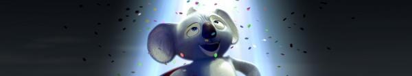 Der Koala Blinky Bill träumt davon, ein großer Abenteurer zu sein, genau wie sein Vater William, der einst das Städtchen Greenville im Outback Australiens als Rückzugsort für Tiere in Not gegründet hat. | Rechte: Studio 100 Media / Flying Bark