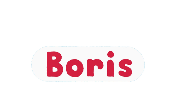 "Logo ""Boris""   Rechte: hr / KiKA"