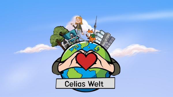 """Sendungslogo """"Celias Welt""""   Rechte: rbb/Nordisch tv"""
