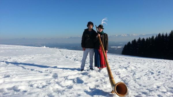 Der Blasinstrumente-Check / Can mit Johanna Gentes | Bild: megaherz GmbH/Antonia Simm | Rechte: megaherz GmbH/Antonia Simm