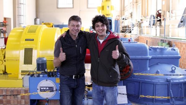 Der Energie-Check / Can mit Solarexperte Engelbert Sommer | Bild: BR / megaherz GmbH / Hopfner | Rechte: BR / megaherz GmbH / Hopfner